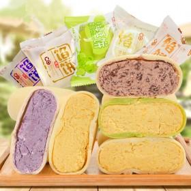 绿豆饼2斤五种口味混合装厦门馅饼传统点心甜点食品