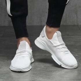 新款夏季透气男鞋网鞋休闲鞋小白鞋低帮潮鞋运动鞋