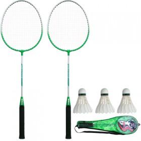 【博卡】耐用羽毛球x3个羽毛球