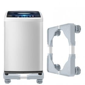 洗衣机底座托架通用移动置物架垫高脚架