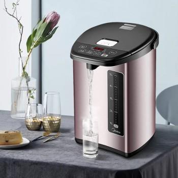 (领券)美的PF708c-50T电热水瓶家用全自动