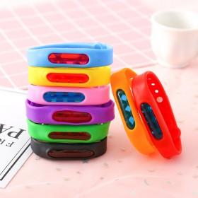 新款创意固态驱蚊手环成人婴儿驱蚊手环防蚊手环