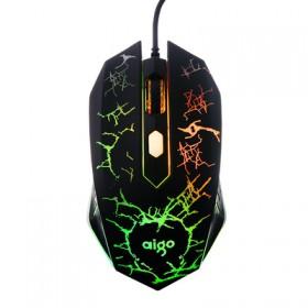 【爱国者】家用游戏鼠标笔记本台式电脑USB有线鼠标
