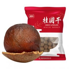 蓬源桂圆干共500克×2袋