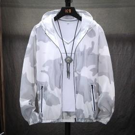 抖音同款防晒衣薄款防晒服休闲外套夹克上衣