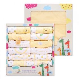 纯棉新生儿礼盒婴儿礼盒初生宝宝大礼包婴儿用品