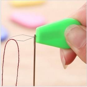 家用穿针器穿线器老人穿针引线工具缝纫机快速认针器引