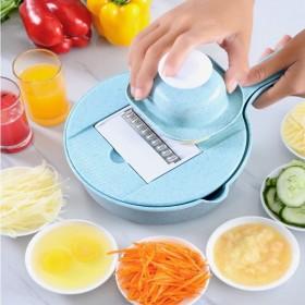 厨房多功能切菜土豆丝擦切丝家用刨丝器土豆片切片器