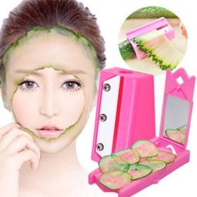 黄瓜美容面膜切片器卷皮器削黄瓜面膜器