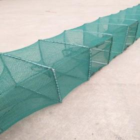 地笼虾笼渔网鱼网地龙龙虾