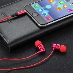 降噪耳机入耳式魔音有线耳塞式挂耳式吃鸡游戏高音质耳