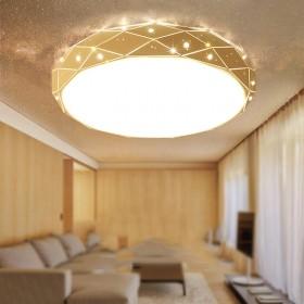 开灯超美的卧室灯吸顶灯