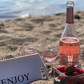 【顺丰包邮】西班牙原瓶进口 魔芳莫斯卡托桃红起泡酒