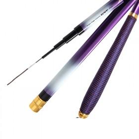 紫云4.5米超轻超硬台钓竿钓鱼竿高性价比鱼竿渔具