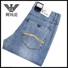 阿玛尼2019新款牛仔裤