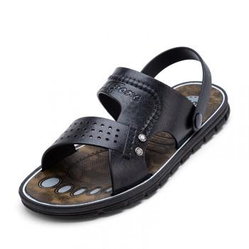 凉鞋男夏季新款拖鞋男士休闲软底防滑沙滩凉拖鞋