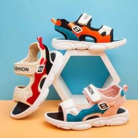 男童女童夏季凉鞋沙滩鞋童鞋