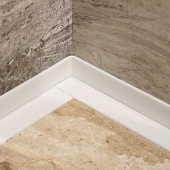 厨房台面瓷砖墙角防水条自粘美缝贴防霉防潮防油污