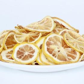 柠檬干柠檬片泡水250克袋装