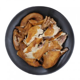 整只装裕邦农场 农场鸡烧鸡 香卤味 600g 扒鸡