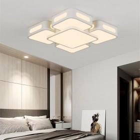 长方形LED吸顶灯大气客厅灯家用超亮卧室灯
