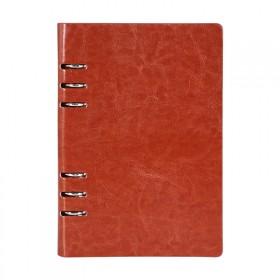 定制a5活页笔记本商务笔记本文具可拆卸活页本子加厚