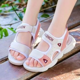 女童凉鞋儿童凉鞋女夏季新款女童小孩小童防滑软底男童