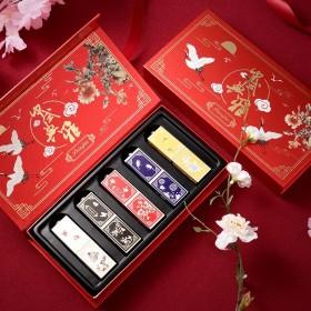 上新了故宫限量版文创中国风联名合作款口红套装tf