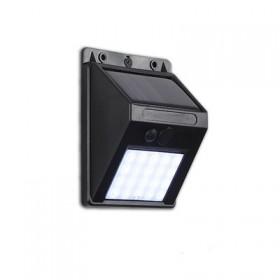 0电费!PMF太阳能户外防水壁灯