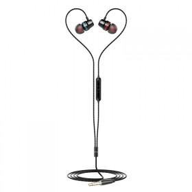 金属重低音耳机线华为OPPO VIVO手机耳机K歌
