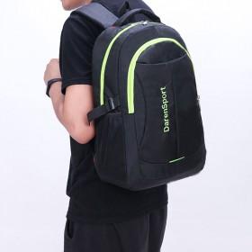双肩包男中小学生书包高中初中生书包休闲旅游旅行背包