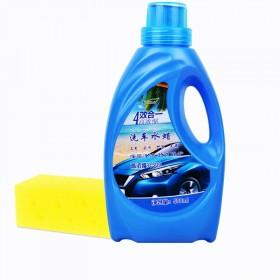 洗车液泡沫洗车水蜡洗车海绵汽车清洗剂去污上光水蜡