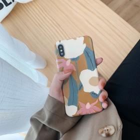 苹果iphonex插画风软壳苹果手机壳