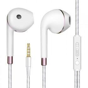 入耳式耳机耳塞手机苹果安卓通用耳麦线控华为耳机游戏