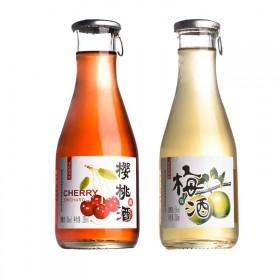 网红果酒低度日式清酒女士2瓶