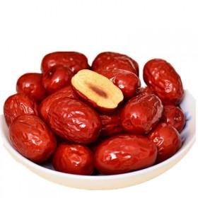 新疆红枣若羌灰枣孕妇可食用甜枣特等3斤免洗独立包装