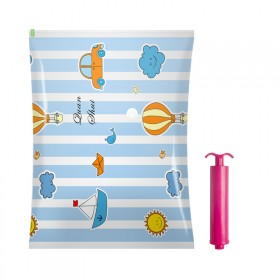 直空压缩袋真空收纳单个家用不漏气小号大号被子特大