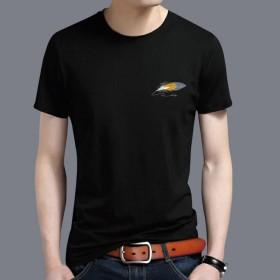 仙新品夏季男士短袖T恤