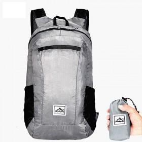 可折疊雙肩包男超輕便攜背包女戶外皮膚包防水旅行包