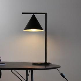 床头灯北欧台灯卧室创意温馨个性书房桌简约现代