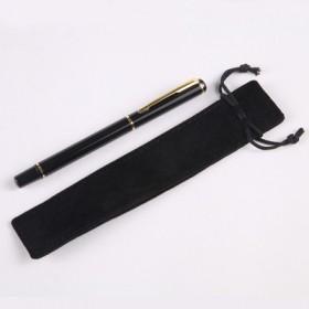 金属中性笔0.5mm黑色水笔
