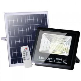 太阳能投光灯户外庭院灯家用超亮防水新农村太阳能灯