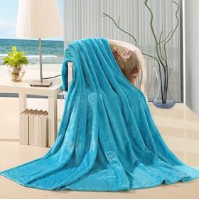 冬季珊瑚绒毛毯加厚保暖法兰绒床单女学生宿舍单人小被