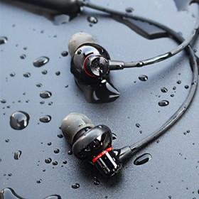 无线蓝牙耳机颈挂式磁吸项圈式入耳耳机