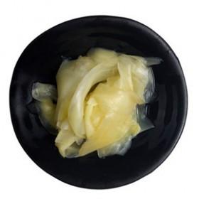 日式料理生姜片醋泡姜寿司姜片白姜片