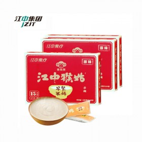 江中猴姑米稀营养健康早餐盒装15天装