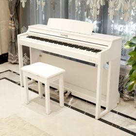 新款电钢琴 钢琴成人家用88键重锤专业智能数码电子