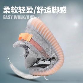 新款椰子运动鞋男女350欧美亚洲限定兵马俑海盐
