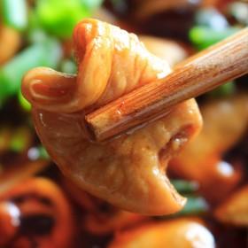 江油肥肠即食四川特产卤肥肠新鲜网红麻辣猪大肠卤味红