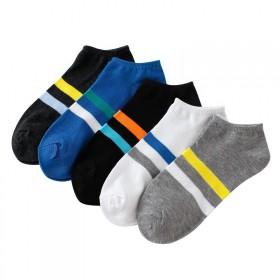 袜子男士短袜船袜防臭吸汗薄款夏天低帮浅口隐形